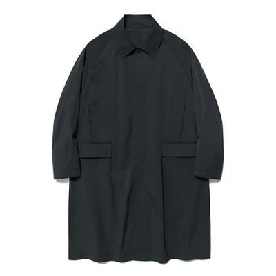 [ISVJ03] LIGHT DEVICE COAT IS [CHARCOAL]