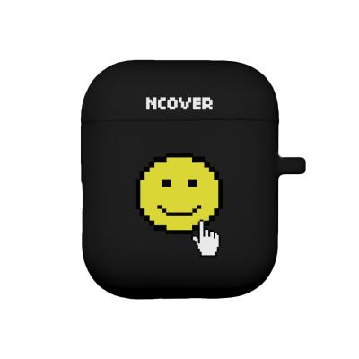 Smile cursor-black(airpod case)