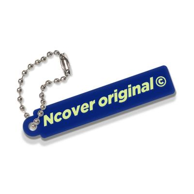 Rectangle original-blue(key ring)